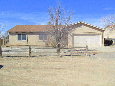 Rio Rancho Single Family Home For Sale: 217 1st Street NE