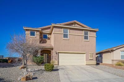 Rio Rancho Single Family Home For Sale: 1929 Platina Road SE