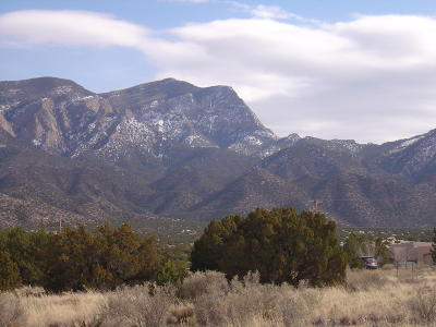 Placitas Residential Lots & Land For Sale: Homesteads Lane