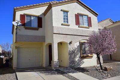 Albuquerque Single Family Home For Sale: 10911 Tomatillo Lane SE
