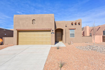 Rio Rancho Single Family Home For Sale: 6111 Pecos Trail NE