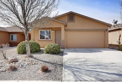 Rio Rancho Single Family Home For Sale: 3763 Clear Road NE