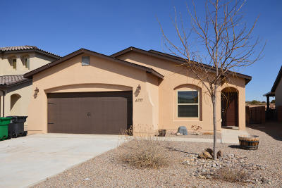 Rio Rancho Single Family Home For Sale: 6717 Mountain Hawk Loop NE
