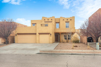 Rio Rancho Single Family Home For Sale: 1509 Conejos Drive SE