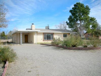 Belen Single Family Home For Sale: 206 Horner Street