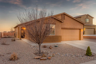Rio Rancho Single Family Home For Sale: 913 Gunpowder Court NE