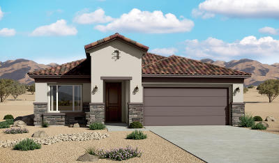 Rio Rancho Single Family Home For Sale: 4062 Mountain Trail Loop