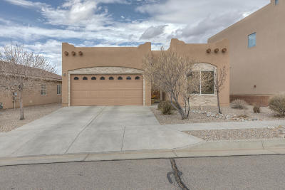 Albuquerque NM Single Family Home For Sale: $255,000