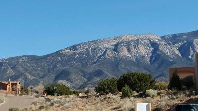 Placitas Residential Lots & Land For Sale: Tiwa Trail