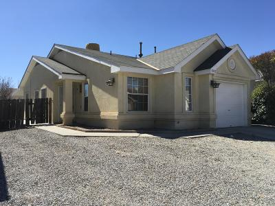 Albuquerque Single Family Home For Sale: 8322 Wynview Court NW