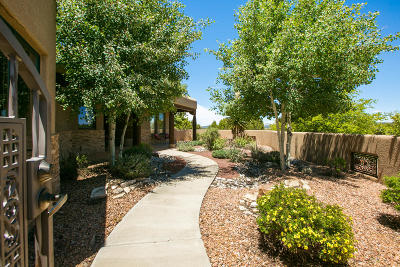 Tijeras Single Family Home For Sale: 3 Deer Meadow Court