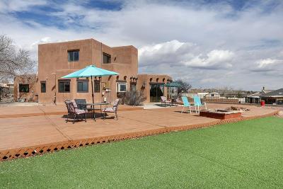 Rio Rancho Single Family Home For Sale: 761 Comanche Road SE