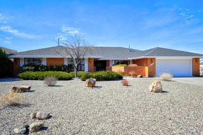 Single Family Home For Sale: 1705 Conestoga Drive SE