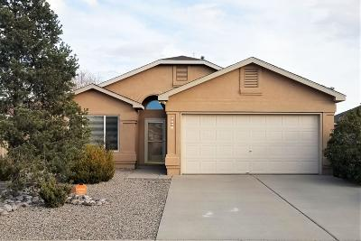 Rio Rancho Single Family Home For Sale: 4449 Snow Heights Circle SE