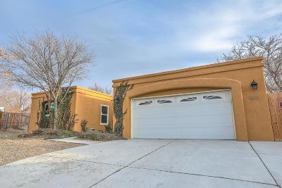 Single Family Home For Sale: 1808 La Cabra Drive SE