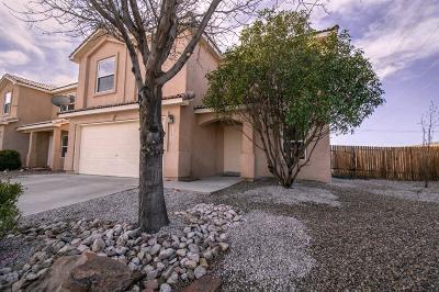 Single Family Home For Sale: 8927 Moonstone Drive NE