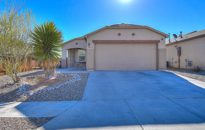 Albuquerque Single Family Home For Sale: 2432 Angel Drive NW