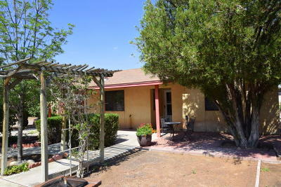 Corrales Single Family Home For Sale: 65 Calle De Blas