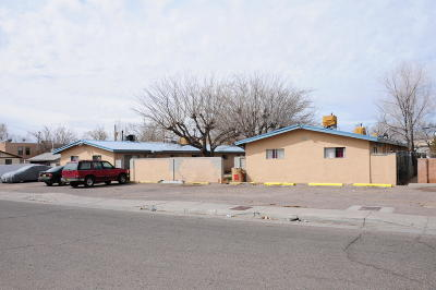 Bernalillo County Multi Family Home For Sale: 435 Texas Street NE