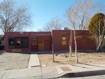 Albuquerque Single Family Home For Sale: 217 Dallas Street NE
