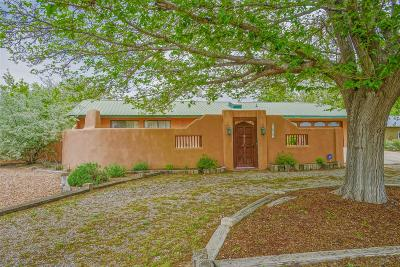 Corrales Single Family Home For Sale: 10701 Calle De Celina