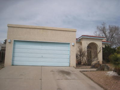 Albuquerque Single Family Home For Sale: 6417 Prairie Sage Drive NW