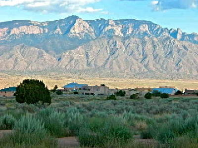 Rio Rancho Residential Lots & Land For Sale: 3210 Ilford Road NE