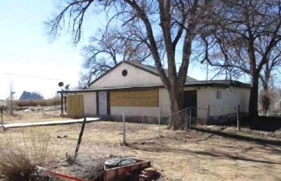 Valencia County Single Family Home For Sale: 4333 Zuni Trail