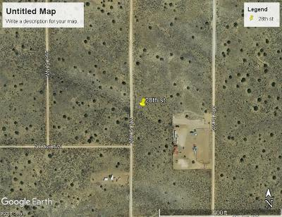 Rio Rancho Residential Lots & Land For Sale: 28th Street NW