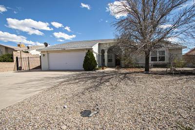 Rio Rancho Single Family Home For Sale: 1708 Hudson River Road NE
