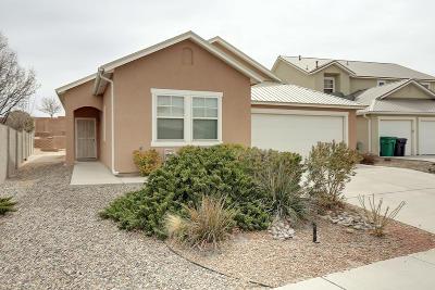 Rio Rancho Single Family Home For Sale: 477 Minturn Loop NE