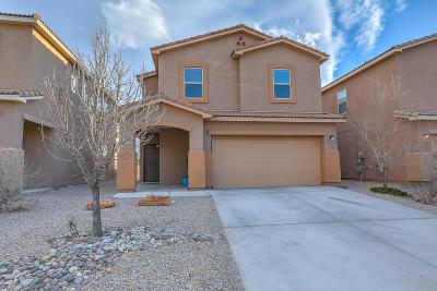 Rio Rancho Single Family Home For Sale: 2440 Violeta Circle SE