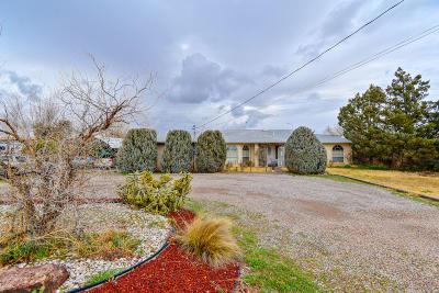Albuquerque Single Family Home For Sale: 145 El Pueblo Road NW