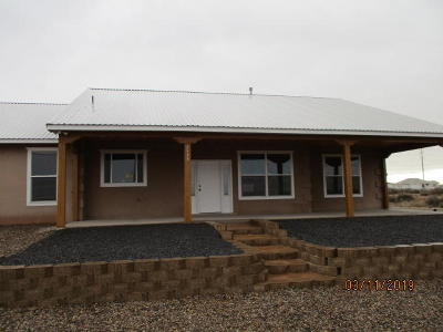 Valencia County Single Family Home For Sale: 2433 Highway 47