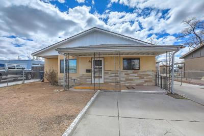 Albuquerque Single Family Home For Sale: 942 Alta Monte Avenue NW