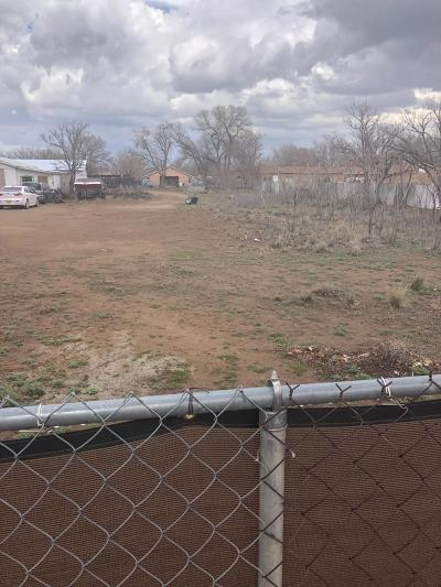 Albuquerque Residential Lots & Land For Sale: Barcelona Road SW