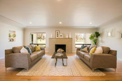 Albuquerque Single Family Home For Sale: 808 Laurel Circle SE
