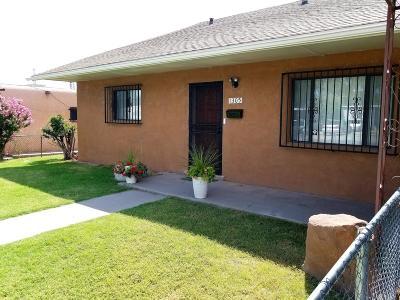 Albuquerque NM Single Family Home For Sale: $205,500