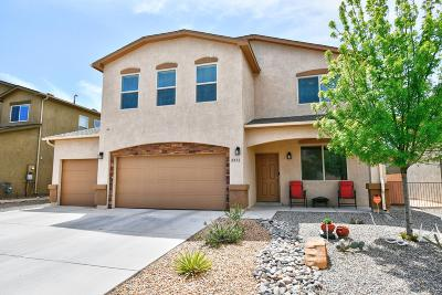 Rio Rancho Single Family Home For Sale: 2832 Camacho Road SE