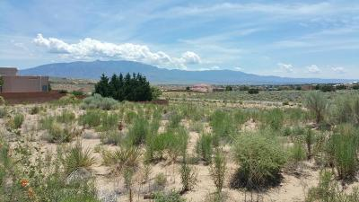 Rio Rancho Residential Lots & Land For Sale: 2144 Gazelle Road NE