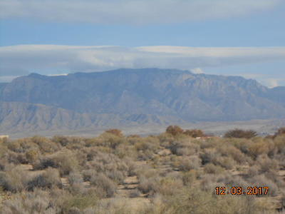 Rio Rancho Residential Lots & Land For Sale: 1911 Inca Road NE