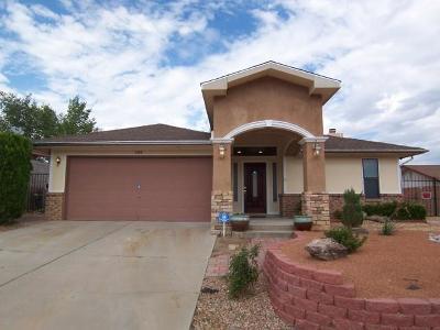 Bernalillo County Single Family Home For Sale: 5708 Creggs Street