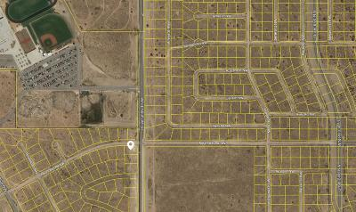 Albuquerque Residential Lots & Land For Sale: Universe Boulevard NW