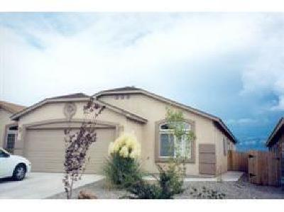 Rio Rancho Single Family Home For Sale: 7032 Skylar Drive NE