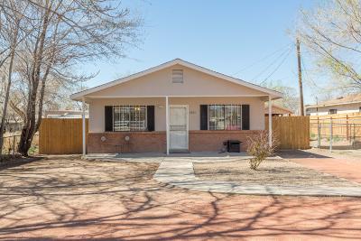 Bernalillo County Single Family Home For Sale: 1201 Barelas Road SW