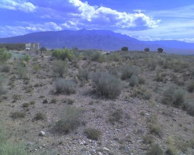 Rio Rancho Residential Lots & Land For Sale: Milpa Alta Road NE