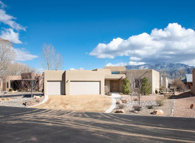 Bernalillo Single Family Home For Sale: 912 Paseo Los Coyotes