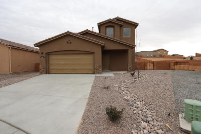 Los Lunas Single Family Home For Sale: 1517 Terrazas Court