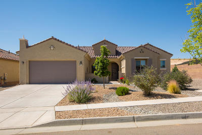 Albuquerque Single Family Home For Sale: 9332 Iron Creek Lane NW