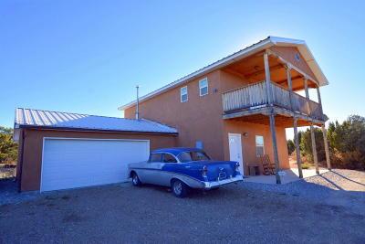 Santa Fe County Single Family Home For Sale: 31 Duke Road